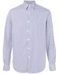 Aspesi - Striped Shirt - Lyst