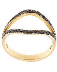 Marlo Laz - 'the Nini' Diamond Ring - Lyst