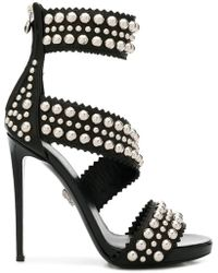 Philipp Plein - Rounded Stud Sandals - Lyst