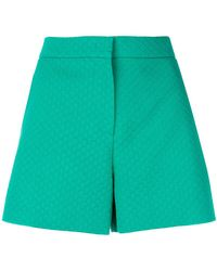 Emilio Pucci - Tailored High-waisted Shorts - Lyst