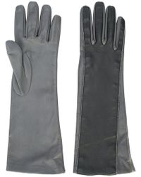 Fabiana Filippi | Two-tone Gloves | Lyst