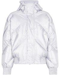 Ienki Ienki - Fluoro Puffer Jacket - Lyst