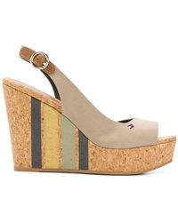 426612407f57 Lyst - Women s Tommy Hilfiger Wedges Online Sale