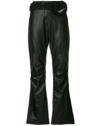 Hyein Seo - Military Belt Cropped Trousers - Lyst