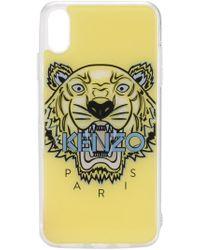 KENZO - Logo Phone Case - Lyst