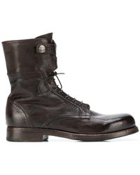 Alberto Fasciani - Mid-calf Lace-up Boots - Lyst