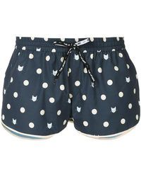 The Upside - Printed Shorts - Lyst
