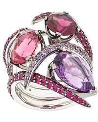 Shaun Leane - Aurora Couture Set Of Rings - Lyst