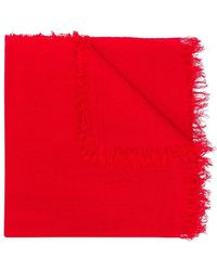 Ann Demeulemeester - Knitted Scarf - Lyst