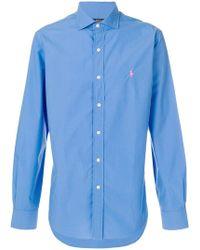 70a0539fee93e Lyst - Camisas de vestir Polo Ralph Lauren de hombre desde 83 €