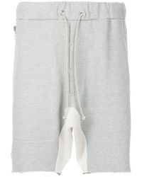 MR. COMPLETELY - Drawstring Fitted Shorts - Lyst