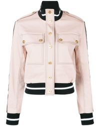 Versace - Medusa Cropped Jacket - Lyst