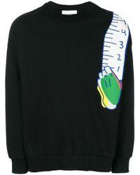 Henrik Vibskov - Shoulder Tape Sweatshirt - Lyst