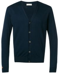 Etro - Fitted Cardigan - Lyst
