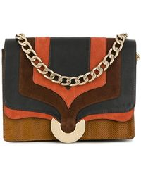 Just Cavalli - Flap Shoulder Bag - Lyst