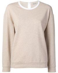 Peserico - Long-sleeve Sweatshirt - Lyst