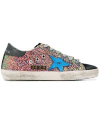 Golden Goose Deluxe Brand Sstar Low-top Trainers