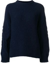 Juun.J - Oversized Knit Jumper - Lyst