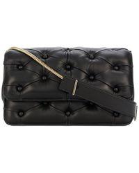 Benedetta Bruzziches - Pintucked Shoulder Bag - Lyst