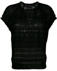 Zadig & Voltaire - Macy Sweater - Lyst