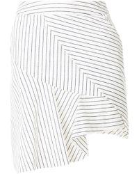 Preen Line - Verity Skirt - Lyst