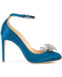 Chloe Gosselin - Helix Embellished Court Shoes - Lyst