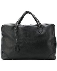 Golden Goose Deluxe Brand - Studded Handle Holdall - Lyst