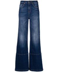 L'Autre Chose - Flared Style Jeans - Lyst