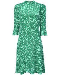Harley Viera-Newton - Printed Day Dress - Lyst