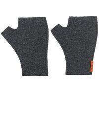 Barena - Fingerless Knit Gloves - Lyst