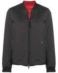 Woolrich - Padded Zipped Coat - Lyst