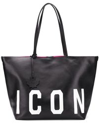 DSquared² - Icon Shoulder Bag - Lyst