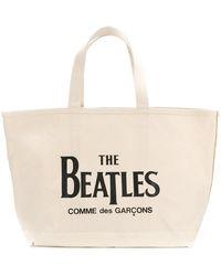 Comme des Garçons | Beatles Tote Bag | Lyst