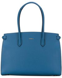 Furla - Pin Tote Bag - Lyst