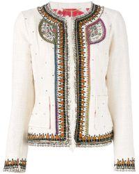 Bazar Deluxe - Embellished Jacket - Lyst