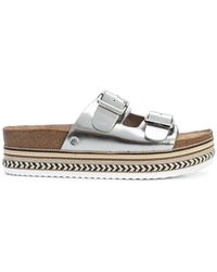 Sam Edelman - Oakley Platformed Sandals - Lyst