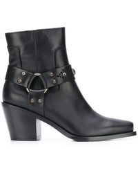 Pinko - Carrara Ankle Boots - Lyst
