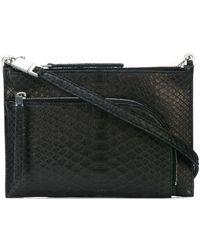 Rick Owens - Small Multi-zip Crossbody Bag - Lyst