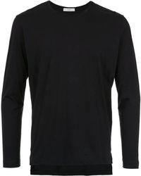 Egrey - Klassisches Langarmshirt - Lyst