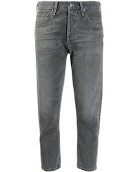 Citizens of Humanity - 'Corey' Cropped-Jeans - Lyst