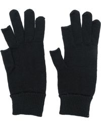Rick Owens - Partially Fingerless Gloves - Lyst