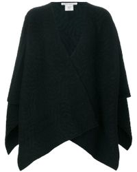 Stefano Mortari - Quilted Cape - Lyst