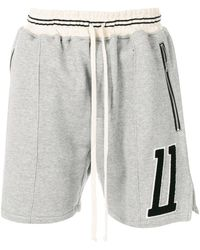 Represent - Jersey Track Shorts - Lyst
