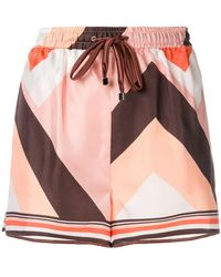 F.R.S For Restless Sleepers - Shorts stampati - Lyst
