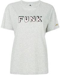 Bella Freud - Funk T-shirt - Lyst
