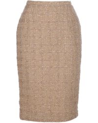 Guy Laroche - Pencil Skirt - Lyst