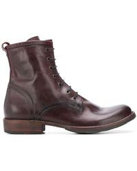 Fiorentini + Baker - Lace-up Eternity Boots - Lyst
