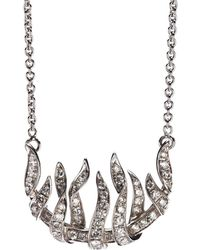 Garrard - 'fire Of London' Pendant Necklace - Lyst