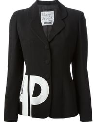 Moschino - 'cheap' Suit - Lyst