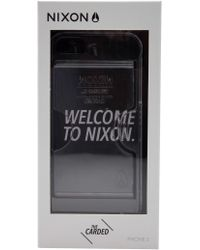 Nixon - 'carded' Iphone 5 Case - Lyst